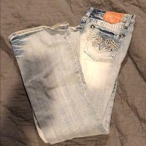 Denim - Express rerock jeans